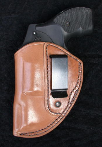 What is the best leather iwb holster for a SW 642?